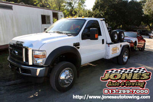 Jones  - Wimauma, Florida Tow Services