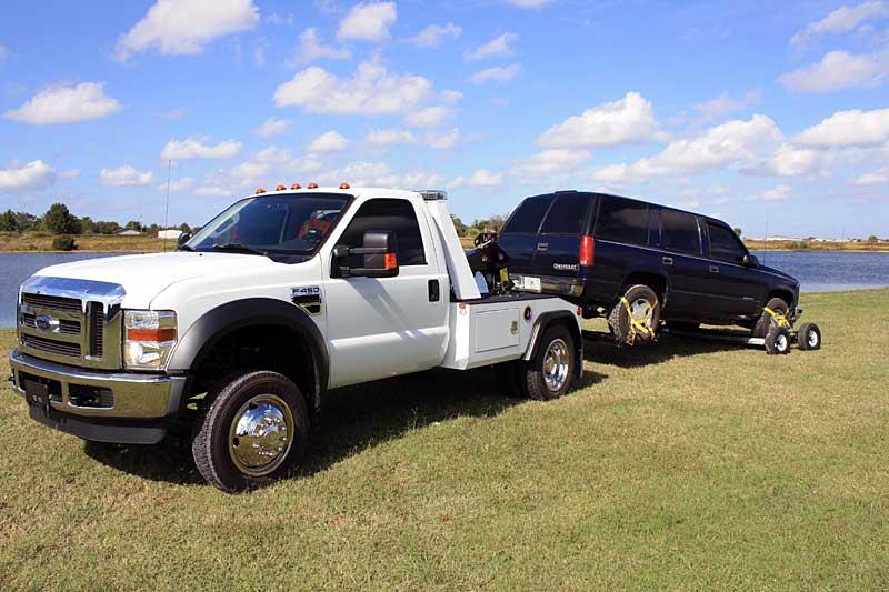 Tow Trucks - Towing Riverview FL | Jones Auto Towing